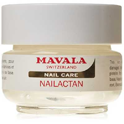Mavala Nailactan Crème Nourrissante Pour Ongles Abîmés Pot 15 ml