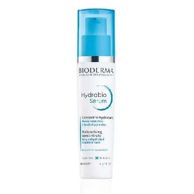 Bioderma - HYDRABIO Sérum demartologique - Hydratation immédiate et durable - Lisse et redonne de l'éclat - Peaux sensibles déshydratées - 40ml