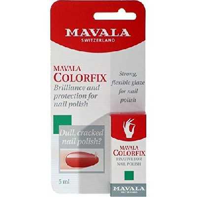 Mavala Colorfix Top Coat Lot de 1