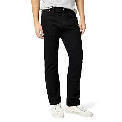Levi's 501 Original Jeans, Black 80701, 28W / 32L Homme