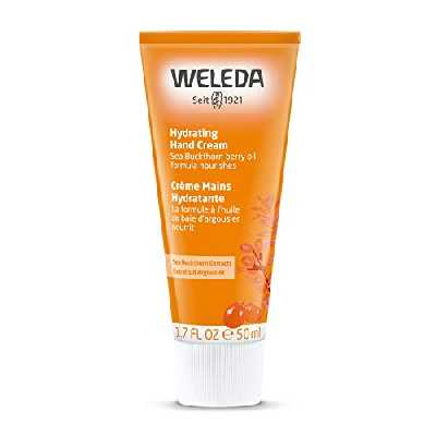 Weleda - Crème pour les mains à l'argousier - 50 ml