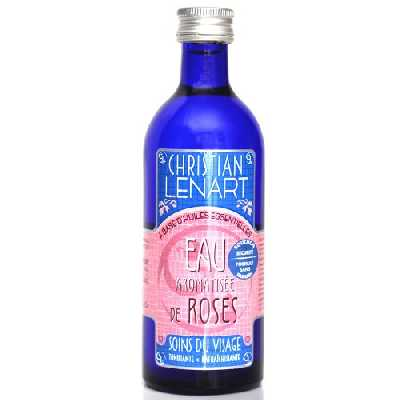 Eau aromatisée de roses de Christian Lénart - Christian Lenart Aromatised Rose Water