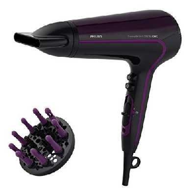 Philips HP8233/00 Sèche-cheveux, 2200 W, Céramique, Fonction ionique