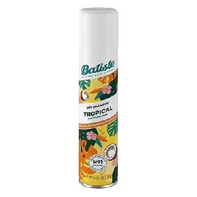 Batiste - Shampooing Sec Tropical - 200 ml