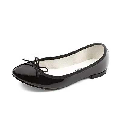 Repetto Ballerines Cendrillon - Chaussure Femme - Cuir - Noir - T38