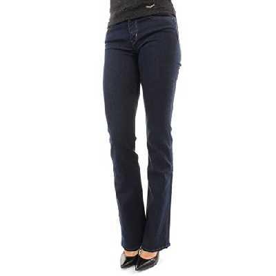Levi's 715Jeans pour femme coupe jambe semi-évasée - Bleu - 42