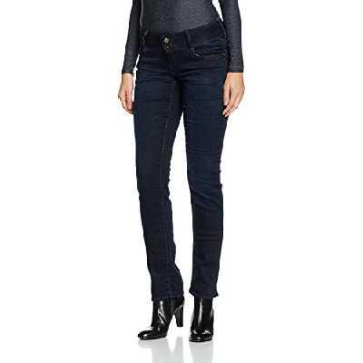 Le Temps des Cerises JF220HILLWS31 Jeans, Bleu (Black/Blue), W24/L34 (Taille Fabricant: 24) Femme