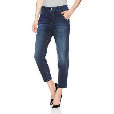 Jeans Diesel Fayza Evo Boyfriend Bleu Stone Femme T24 L32