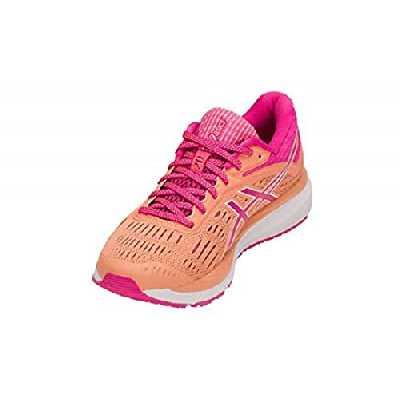 ASICS Gel-Cumulus 20, Chaussures de Running Femme, Orange (Mojave/Fuchsia Purple 800), 39 EU