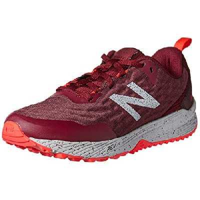 New Balance Nitrel, Chaussures de Trail Femme, Rouge (Red Red), 41.5 EU