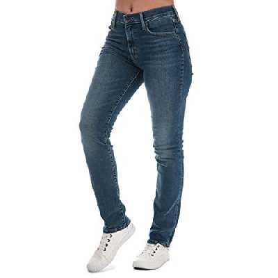 Levi's Jeans 724 Droit L34 Bleu (26)