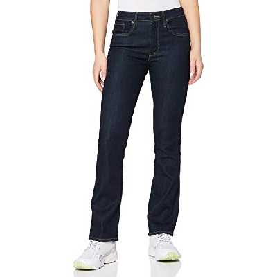 Levi's 725 High Rise Bootcut Jean, to The Nine, 30W / 32L Femme