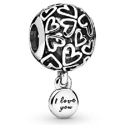 Pandora Femme Argent Charms et perles 798606C00