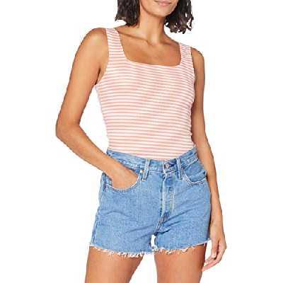 Levi's 501 High Rise Short Jean, Athens Empire, 27 Femme