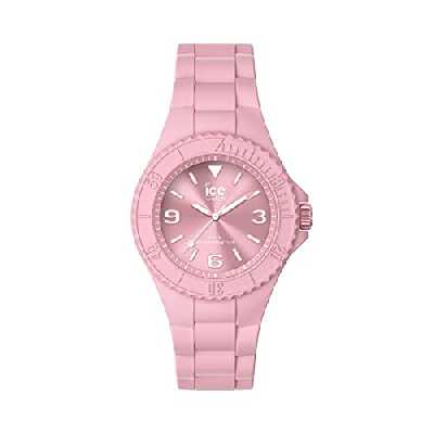 Ice-Watch - Ice Generation Ballerina - Montre Rose pour Femme avec Bracelet en Silicone - 019148 (Small)