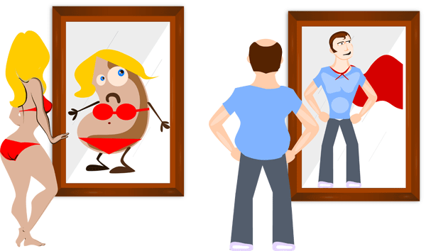 Le poids de l'apparence physique