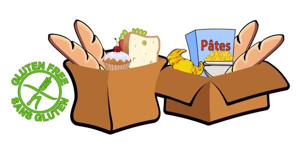 Ma sélection de produits sans gluten !!