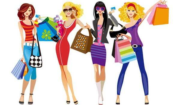 shopping solde