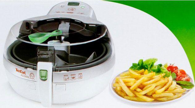 J'ai testé l'Actifry, la friteuse sans huile !