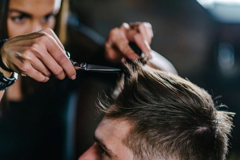 coiffure domicile