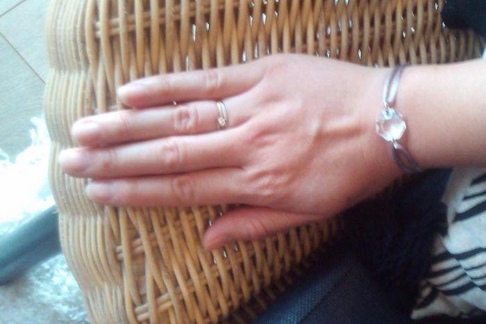 mv bracelet cristal