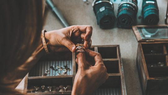 Comment entretenir ses bijoux ?