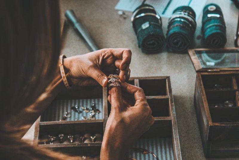 entretien bijou