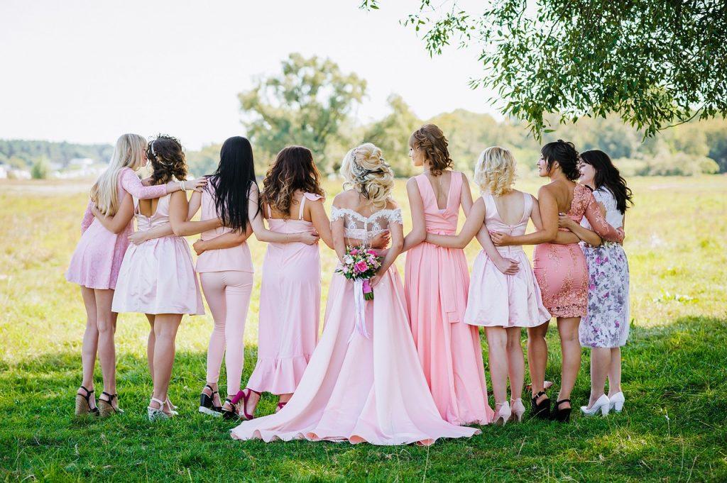 robe pour mariage