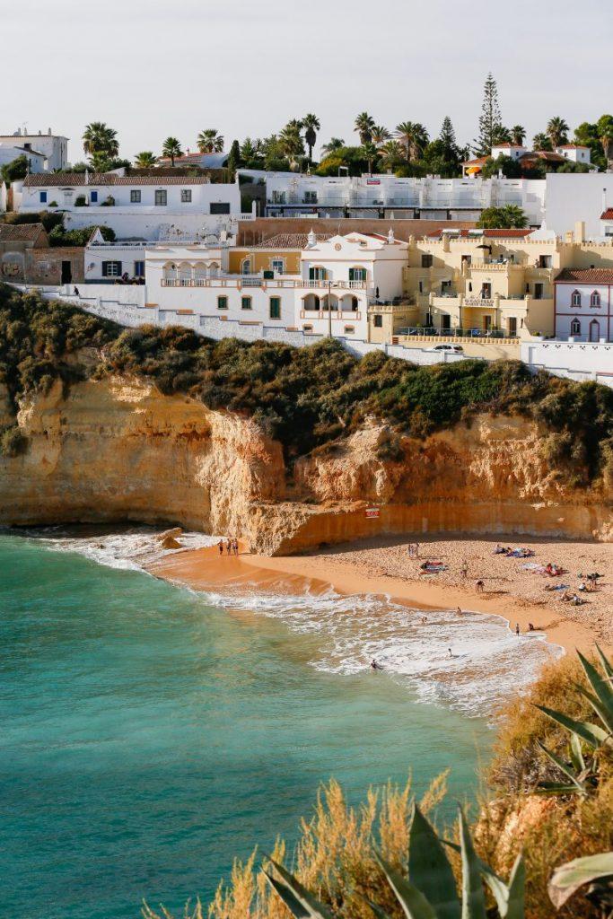 portugal plage