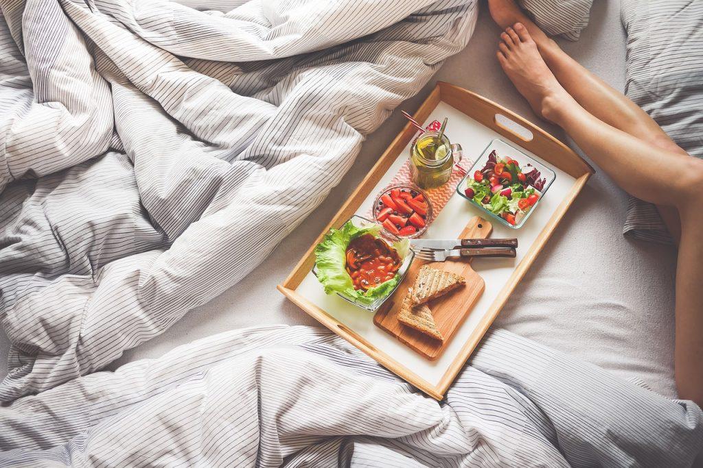 repas pour bien dormir