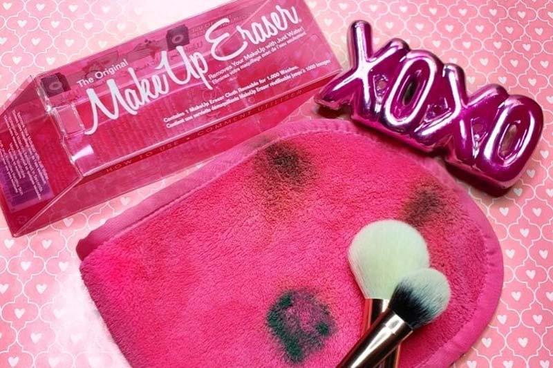Make Up Eraser – la serviette démaquillante lavable : mon avis et test