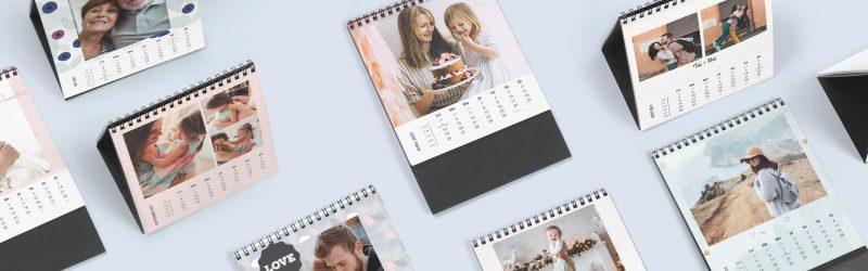 calendrier photo gratuit