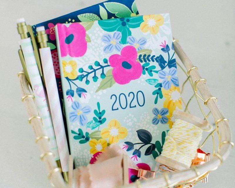 Mes bonnes résolutions pour 2020