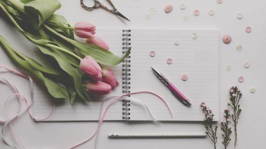 Aimer son corps – astuce : s'écrire pour mieux s'aimer !