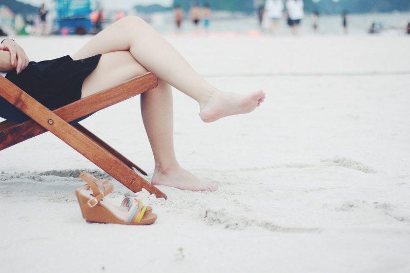 sandales compensees