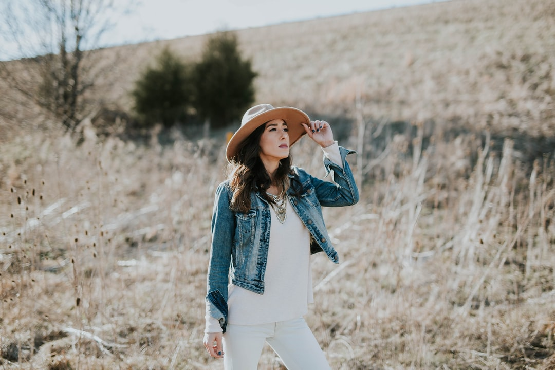 veste en jean été