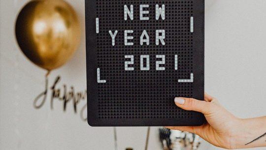 Résolution nouvelle année : 7 conseils pour faire de 2021 une bonne année
