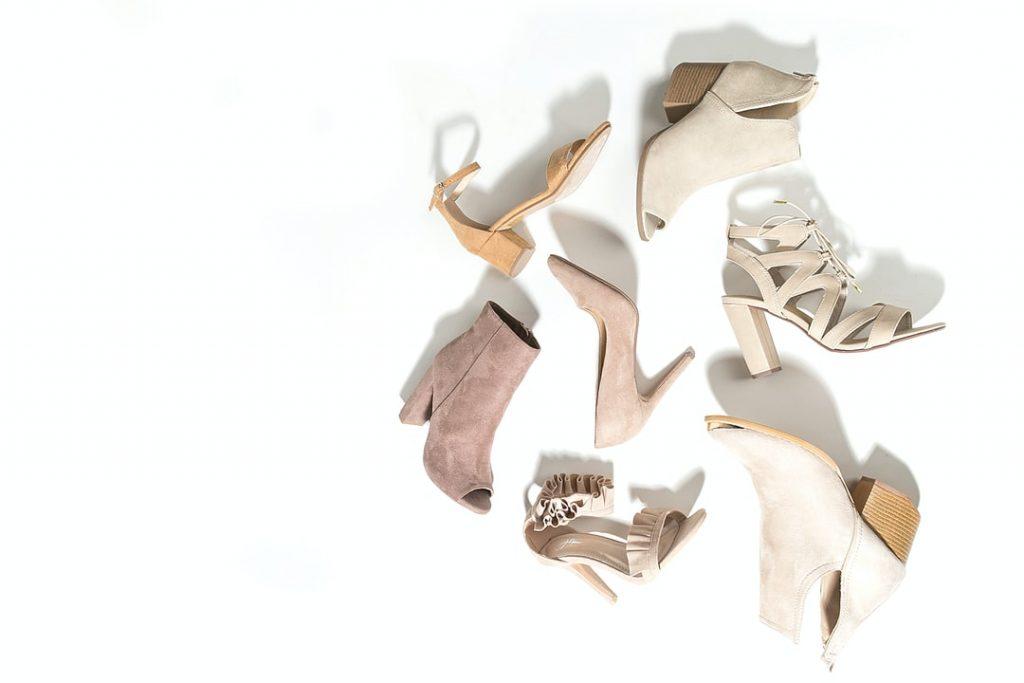 type de-chaussure-femme