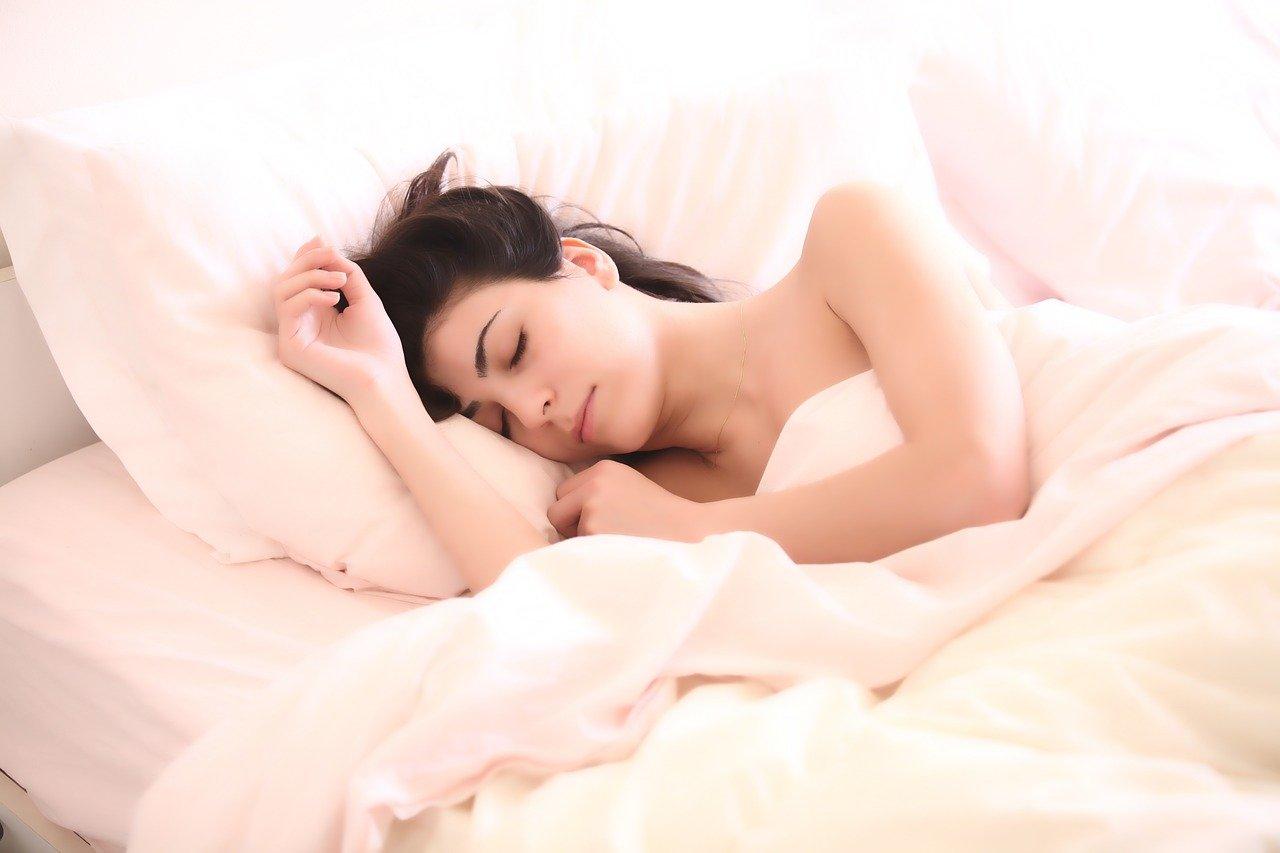 sommeil belle peau