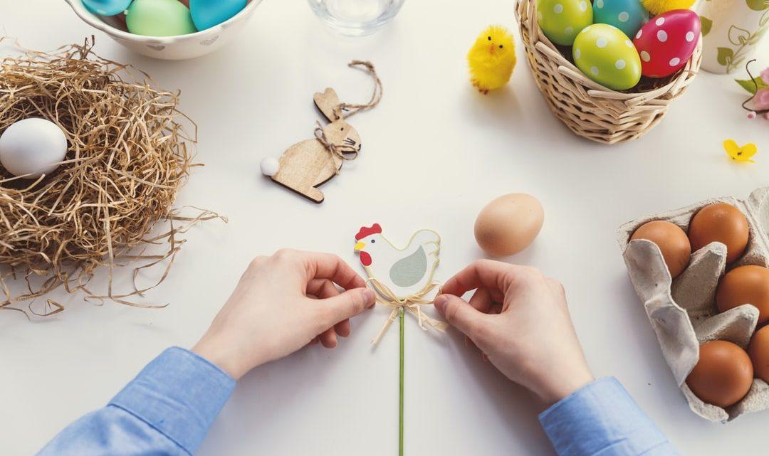 DIY Pâques : 10 Idées de bricolage et d'activités avec les enfants